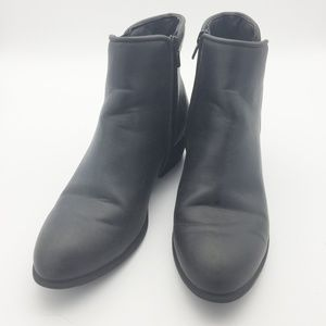 SM New York Ankle Booties SH9